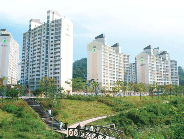 Hundred thousands Units of public residence lease